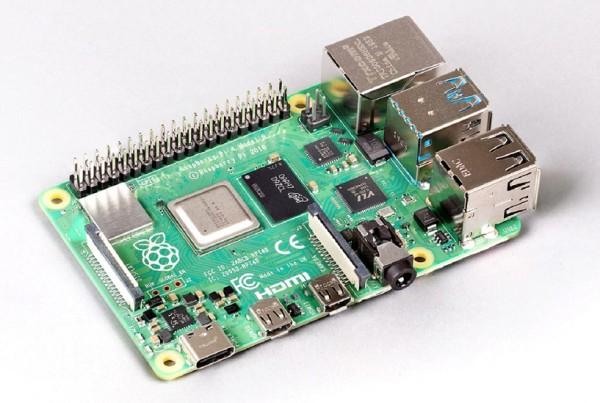 Raspberry Pi 4 sada je dostupan s 8 GB RAM-a