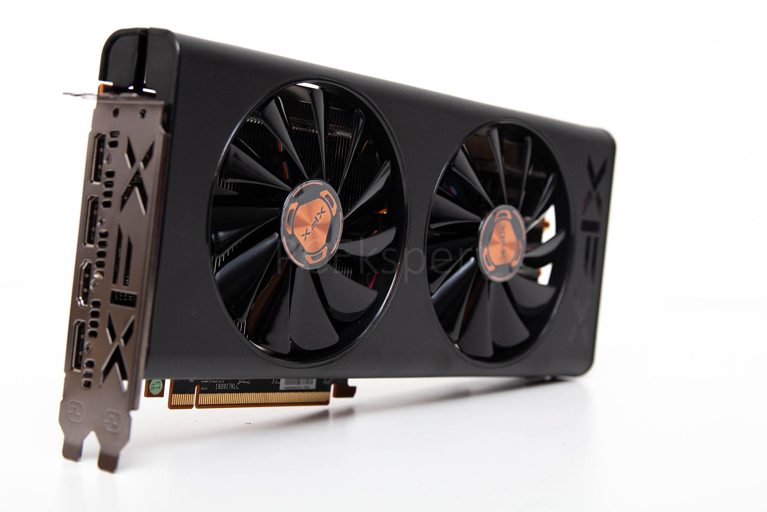XFX Radeon RX 5600 XT THICC II PRO 14 Gbps recenzija