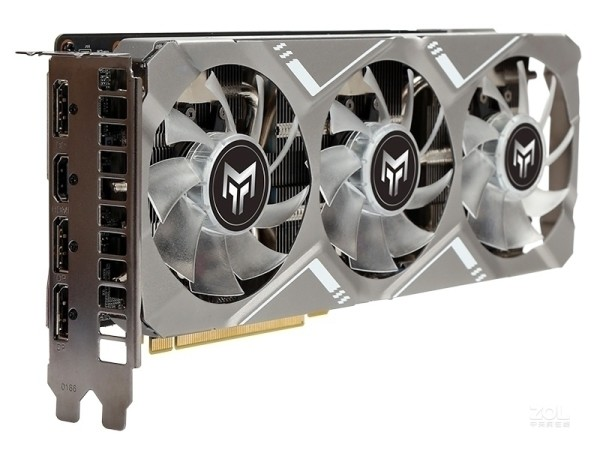 GALAXY GeForce RTX 2060 SUPER Metal Master OC
