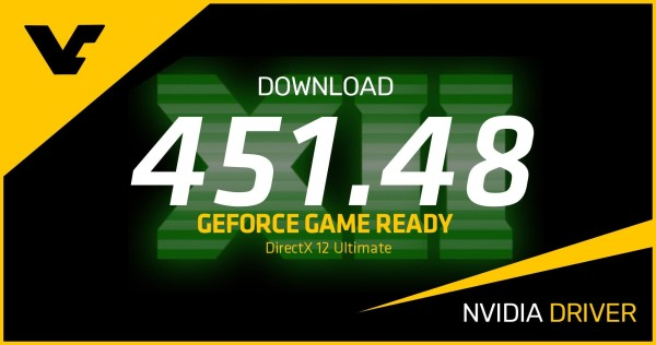 NVIDIA objavila DirectX 12 Ultimate GeForce Game Ready upravljački program