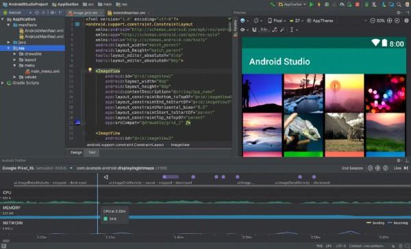 Google izdao Android Studio 4