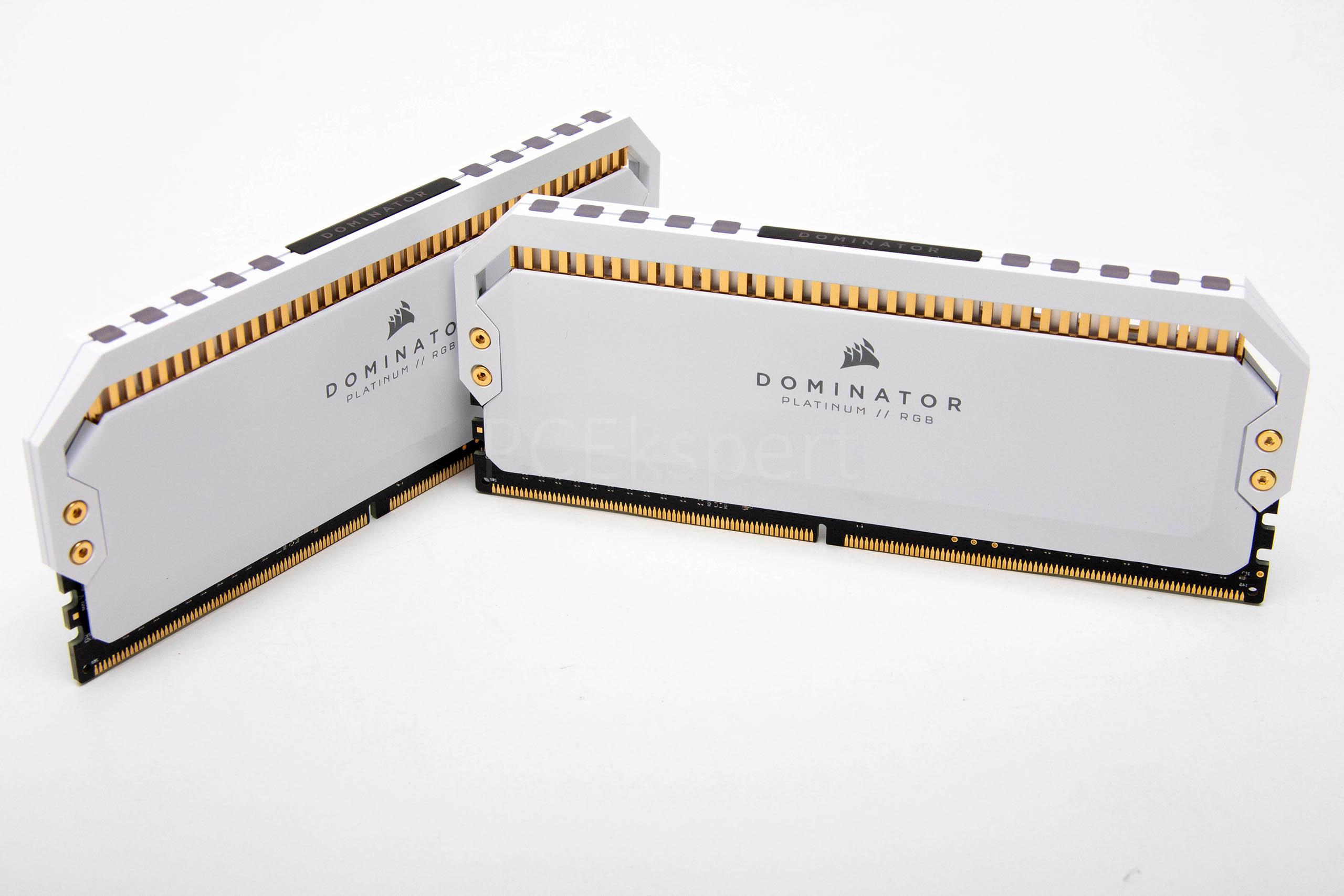 Corsair Dominator Platinum RGB 16 GB 3.600 MHz