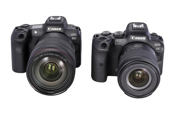 Canon predstavio fotoaparate EOS R5 i EOS R6