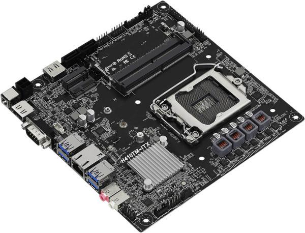 ASRock najavio B460TM-ITX i H410TM-ITX matične ploče