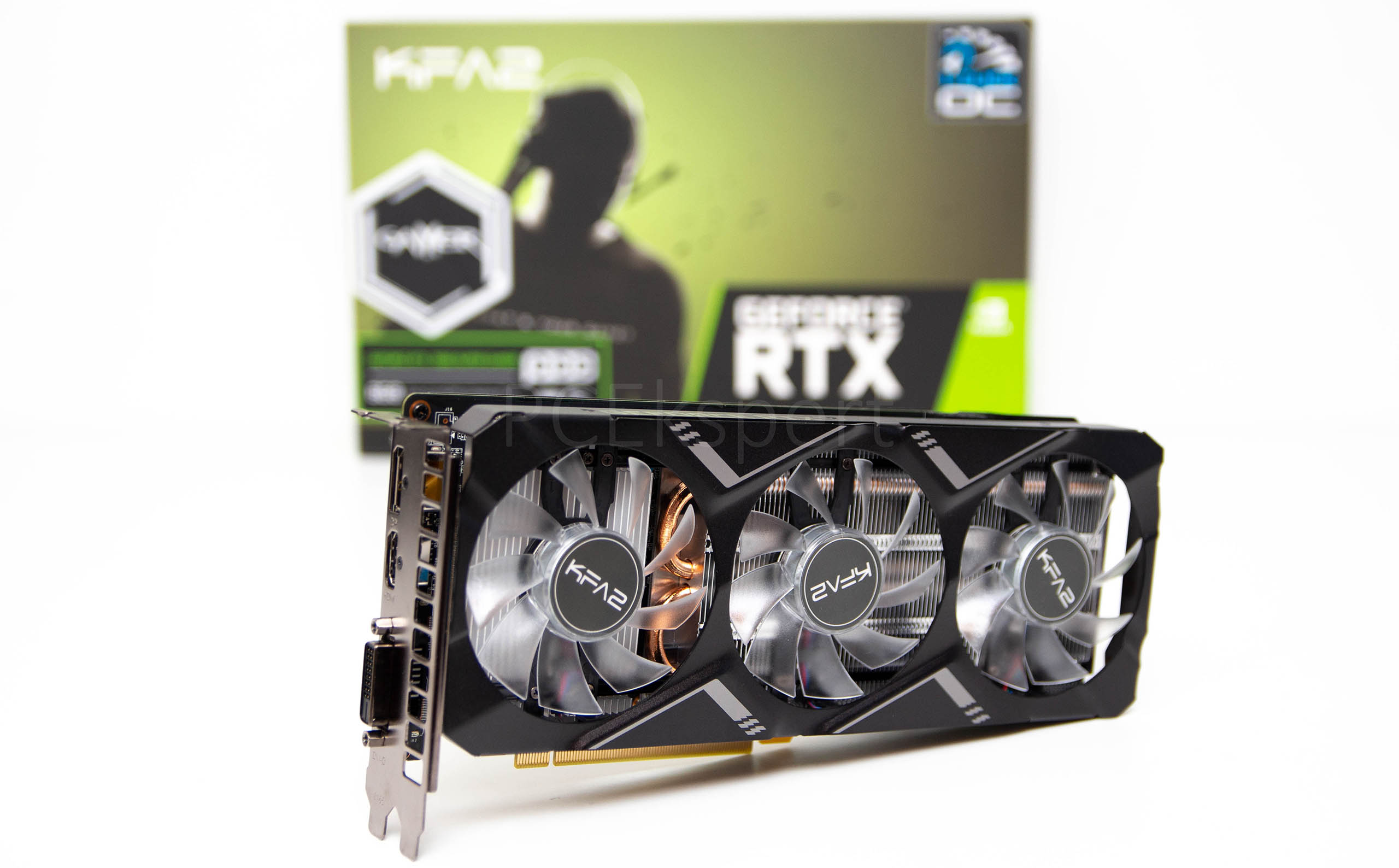 KFA2 GeForce RTX 2060 Super Gamer recenzija