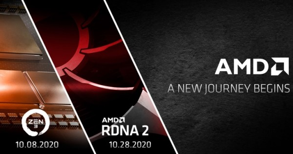 AMD potvrdio datume konferencija za Zen 3 i RDNA 2!