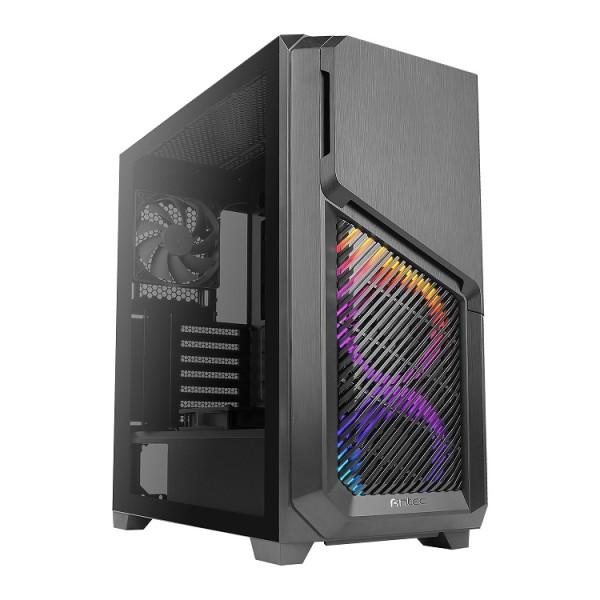 Kućište Antec DP502 FLUX s pet ventilatora od 120 mm podržava grafičke kartice duljine 405 mm