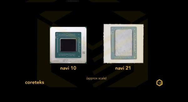 AMD  Navi 21 Radeon R9 6900 XT  2