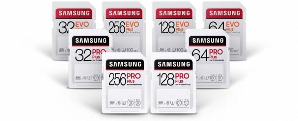 Samsung Pro Plus, Evo Plus SD kartice mogu preživjeti slanu vodu