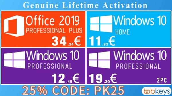 GeForce RTX 3090 je lansirana, vrijeme je za trajno aktiviranu Windows 10 Pro licencu za samo 12€