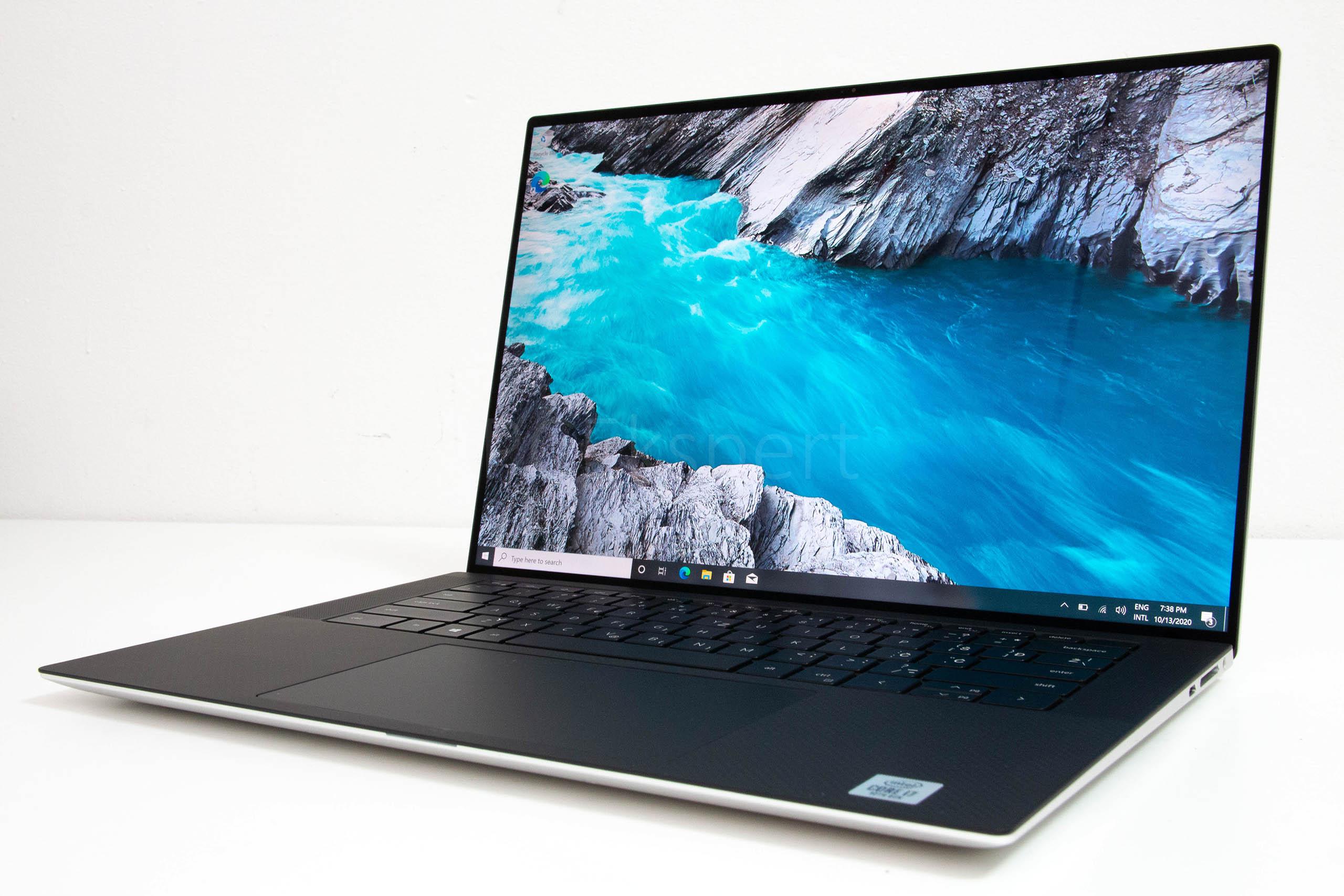 Dell XPS 15 9500 recenzija