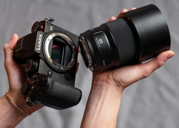 Novi F1.8 objektiv za seriju LUMIX S