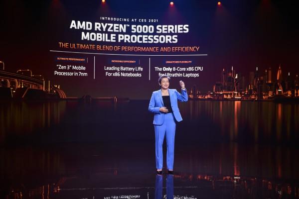 AMD je lansirao Ryzen 5000 Mobile procesore