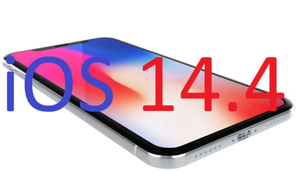 Apple objavio iOS 14.4