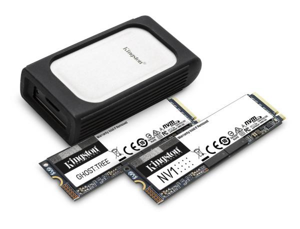 Kingston najavio plan lansiranja NVMe SSD uređaja