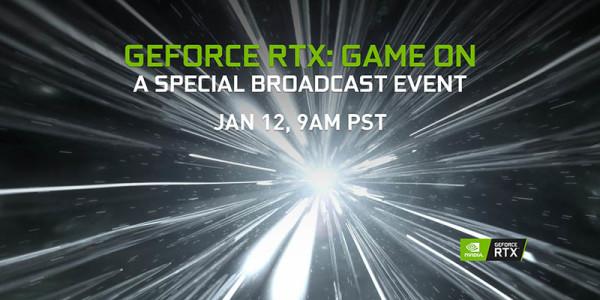 Nvidia objavljuje na CES-u mobilnu verziju grafičkih kartica serije RTX 30
