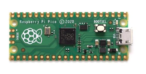 Raspberry objavio Pi Pico, svoje najmanje računalo