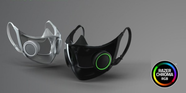 Razer pokaza cool N95 masku s RGB LEDom -2