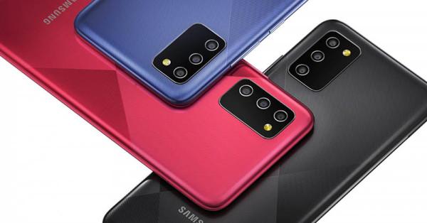 Samsung Galaxy M02s – jeftini pametni telefon s moćnom baterijom