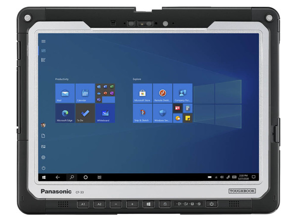 Panasonic ažurira 12-inčni Toughbook 33