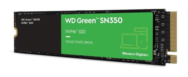 Najavljena Western Digital Green SN350 serija PCIe SSD-ova