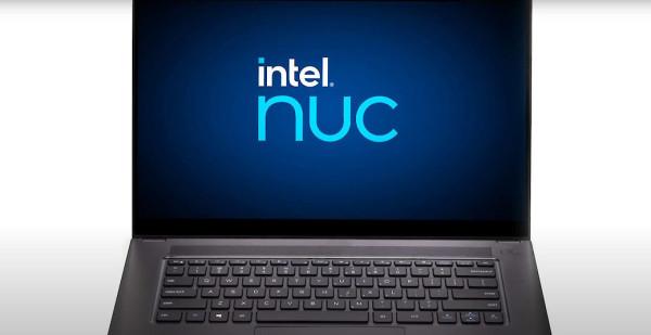Upoznajte Intel NUC M15 –   tanko i lagano prijenosno računalo