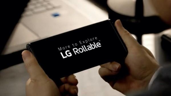 LG Rollable mobitel pojavio se u bazi Bluetooth certifikata