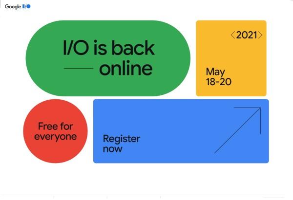 Googleov I/O datum je potvrđen!
