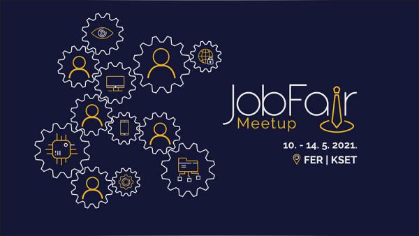 Upoznajte 56 poduzeća koja dolaze na drugi Job Fair Meetup!