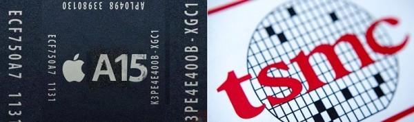 Priča se da će TSMC u svibnju proizvoditi Apple A15 čipove