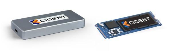 Cigent predstavlja SSD s ugrađenom zaštitom od ransomwarea i krađe podataka