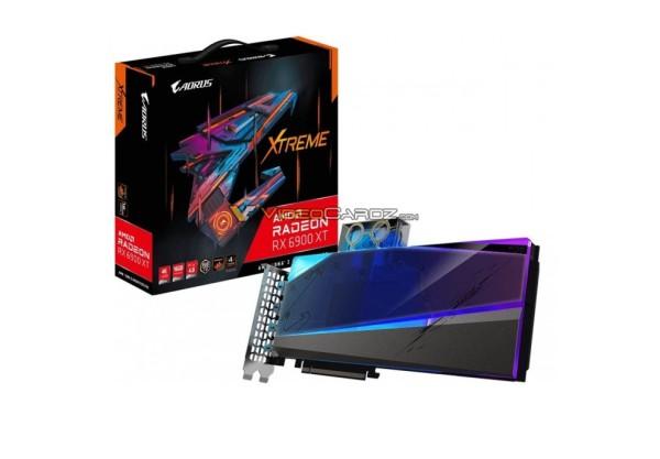 Gigabyte RX 6900 XT AORUS Xtreme Waterforce