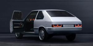 Hyundai pokazao Pony – električni konceptni automobil retro dizajna