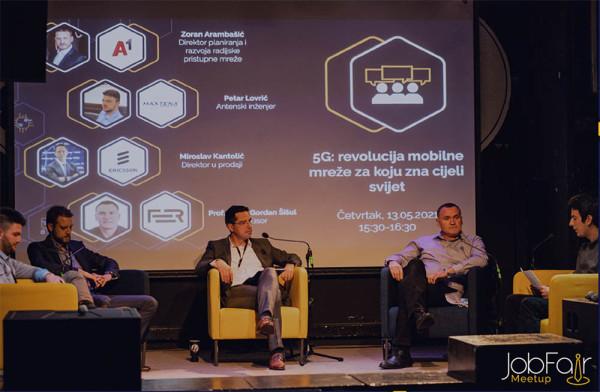 Predstavljena elektronika budućnosti na drugom Job Fair Meetupu