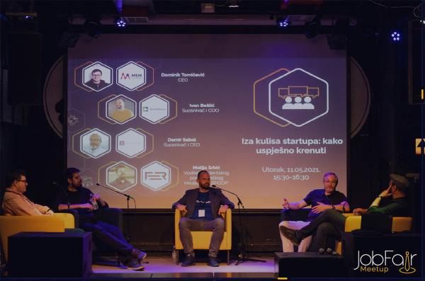 Inovacije i transformacije na drugom Job Fair Meetupu!