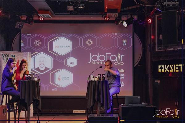 Pobjedom Tomislava Cara na Hot Talku zatvoren je drugi Job Fair Meetup!