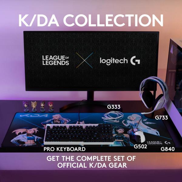 Logitech G i Riot Games sklopili partnerstvo