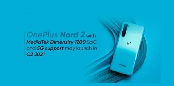 OnePlus Nord 2 ili Nord CE 5G debitira sredinom lipnja?
