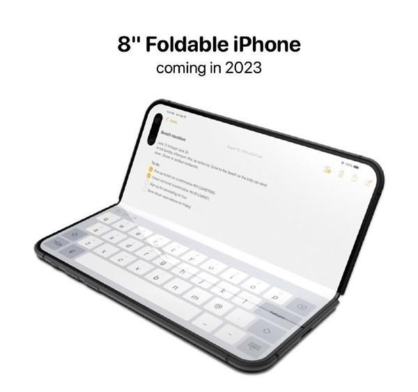 Prvi iPhone s  preklopnim zaslonom_2