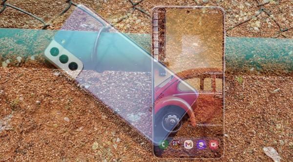 Samsung Galaxy S21 + dizajn  (1)