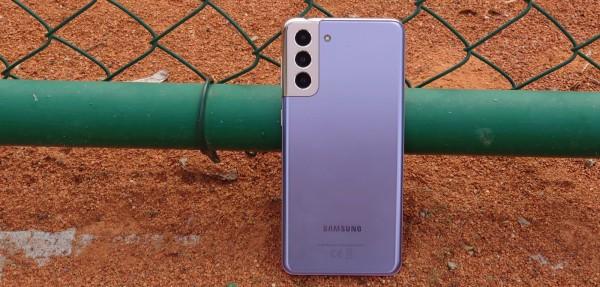 Samsung Galaxy S21 + dizajn  (2)