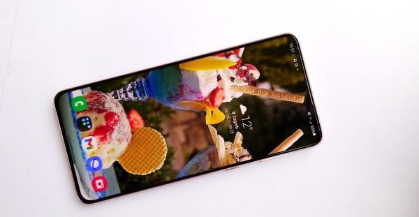 Samsung Galaxy S21 + dizajn  (9)