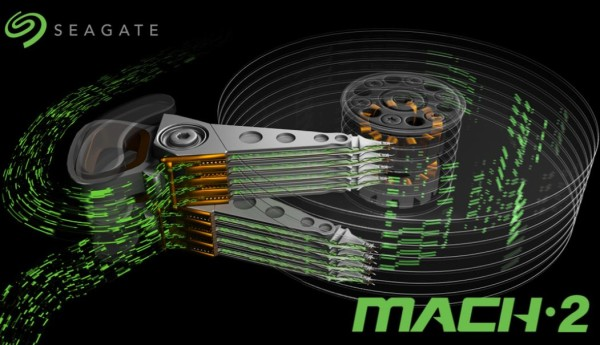 Najbrži tvrdi disk na svijetu: Seagate Exos 2X14 HDD