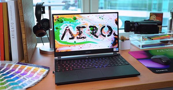 Ljuta bitka za OLED: GIGABYTE AERO laptopi dominiraju