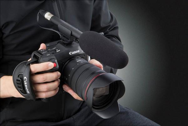 Velika ažuriranja programske podrške za nekoliko Canonovih fotoaparata i objektiva Cinema EOS