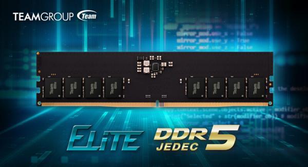 U dolasku Team Group DDR5-4800 moduli za stolna računala