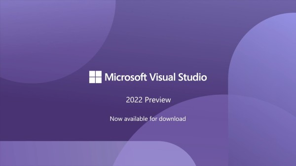 Visual Studio 2022 Release Preview 1 – jezgra programa je 64-bitna