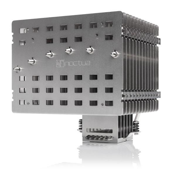 Noctua NH-P1 pasivni CPU hladnjak i LS-PWM ventilator