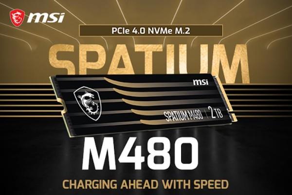MSI lansira nove SSD tvrde diskove serije SPATIUM
