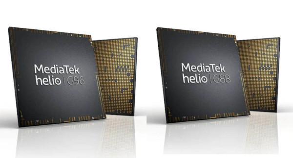 Objavljene MediaTek Helio G88 i G96 mobilne platforme